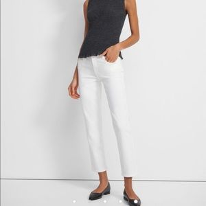 J. Brand Adele jeans mid-rise straight - stretch